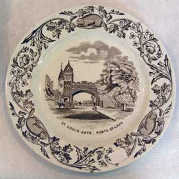 Great Canadian Commemorative Plates Index 1837 1901 1
